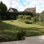 Large, secure garden